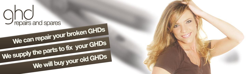 ghd service de r paration r parations pour votre d fectueux cass ghd ebay. Black Bedroom Furniture Sets. Home Design Ideas